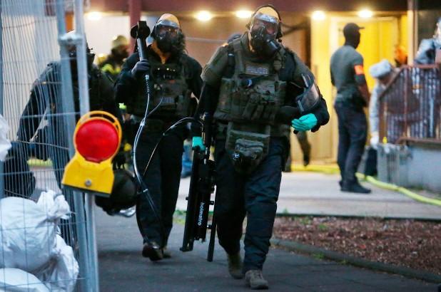 "German Police Uncover Jihadist ""Ricin Bomb"" Terror Plot"