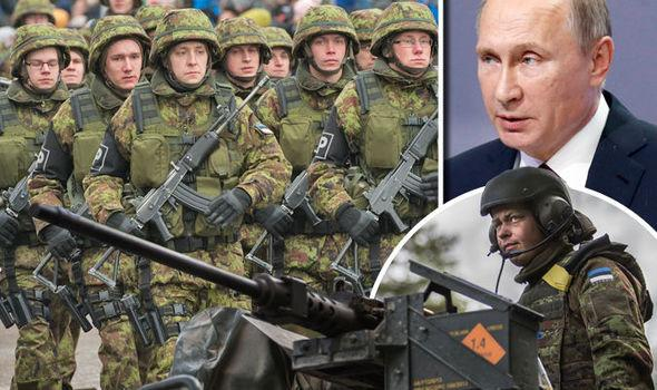 New Satellite Images Reveal Russia Is Preparing For War In Kaliningrad