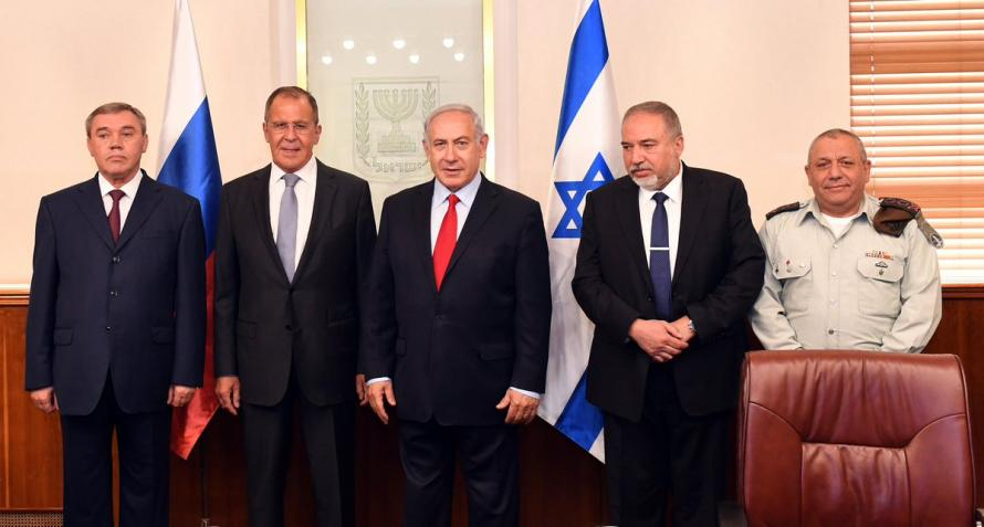 Israel Rejects Russian Plan To Keep Iranian Forces 100km From Golan Border