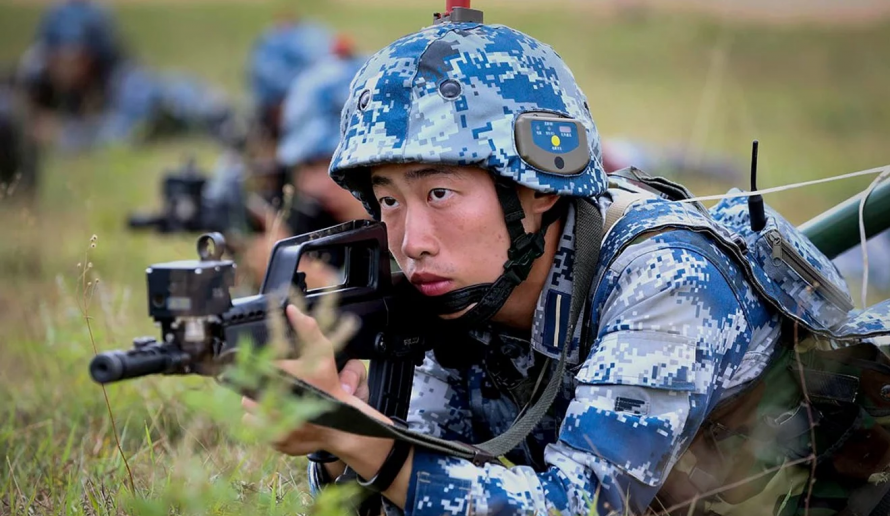 China Prepares To Dominate South Pacific With Week Of Electronic Warfare Drills