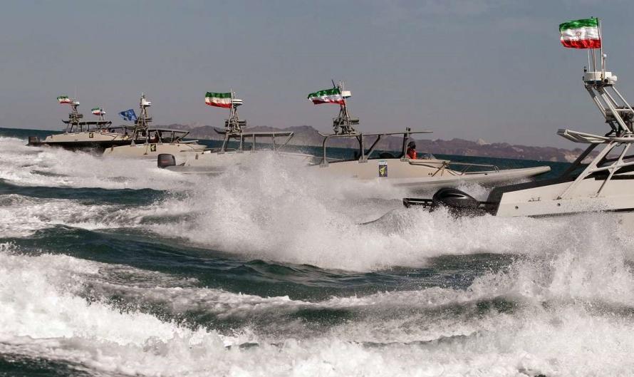 US Vows To Keep Gulf Waterway Open After Iran Threatens Blockade