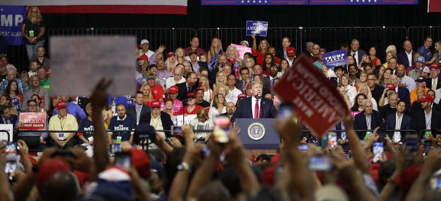 "Reporters, Celebs Call Trump-Supporters ""Nazis"", ""KKK"", Want Them ""Euthanized"" After Tampa Rally"
