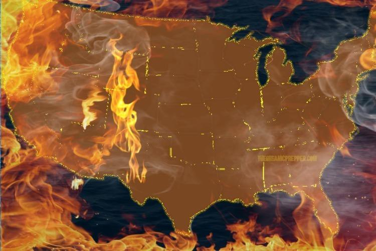 """90% Of Wildfires Are Caused By People, Not By """"Climate Change"""""""