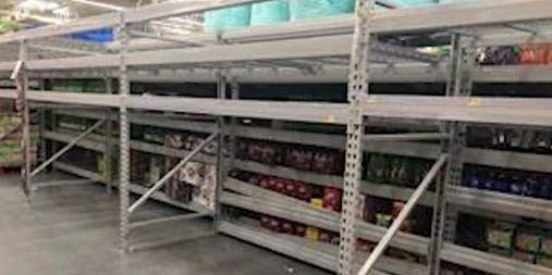 """It's Like The Zombie Apocalypse"" – Water, Batteries, Flashlights Vanish From Shelves As Carolinas Brace For Florence"