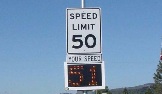 Surveillance State: Those Signs Showing Your Speed May Be Spying On You