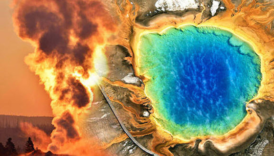 NASA's Plan To Save Earth From The Yellowstone Supervolcano