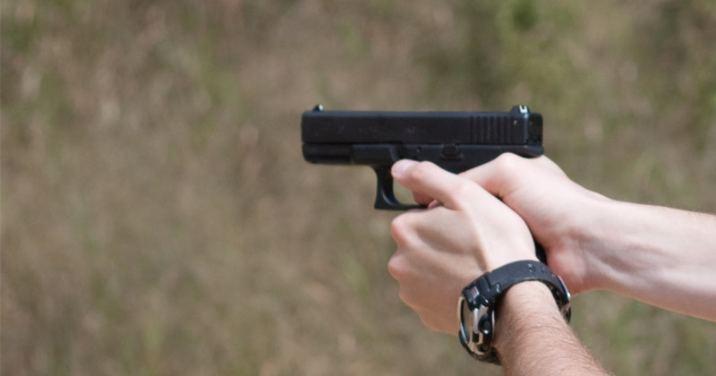 Not in National News: Armed Citizen Stops Stabbing Suspect