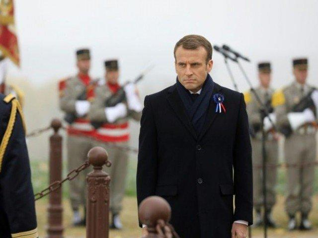 """Macron Calls For """"Real European Army"""" – Decries Trump's INF Pullout As Harming EU Security"""